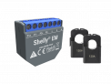 Shelly EM – energy meter with contactor control wifi smart home automation switch